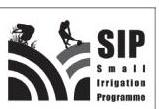 Small Irrigation Programme
