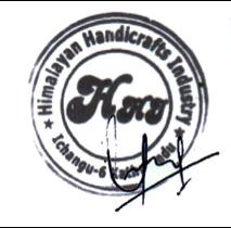 Himalayan Handicrafts Industry