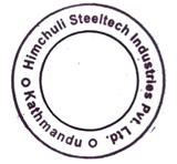 Himchuli Steel Tech Industries P. Ltd.